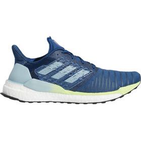 adidas SolarBoost Running Shoes Herre legend marine/ash grey/hi-res yellow